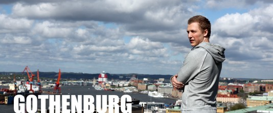 Thomas and his Gothenburg