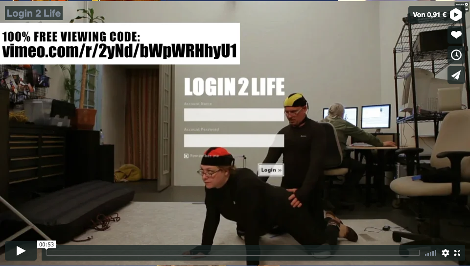 Login2Life on Vimeo
